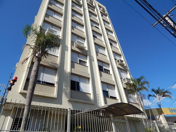 Apartamento 1 quarto para alugar no bairro Cristal, em Porto Alegre