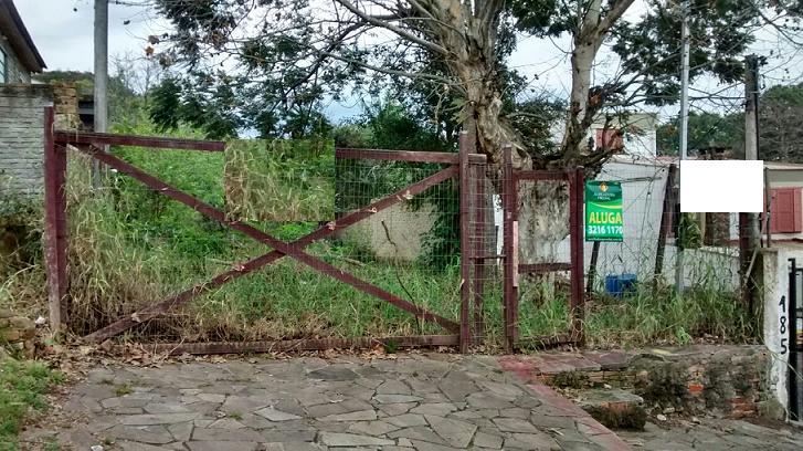 Lote/Terreno para alugar no bairro Santa Tereza, em Porto Alegre