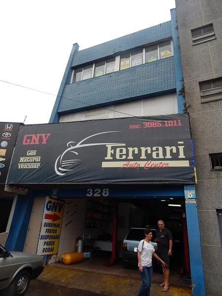 Sala/Conjunto Comercial para alugar no bairro Azenha, em Porto Alegre