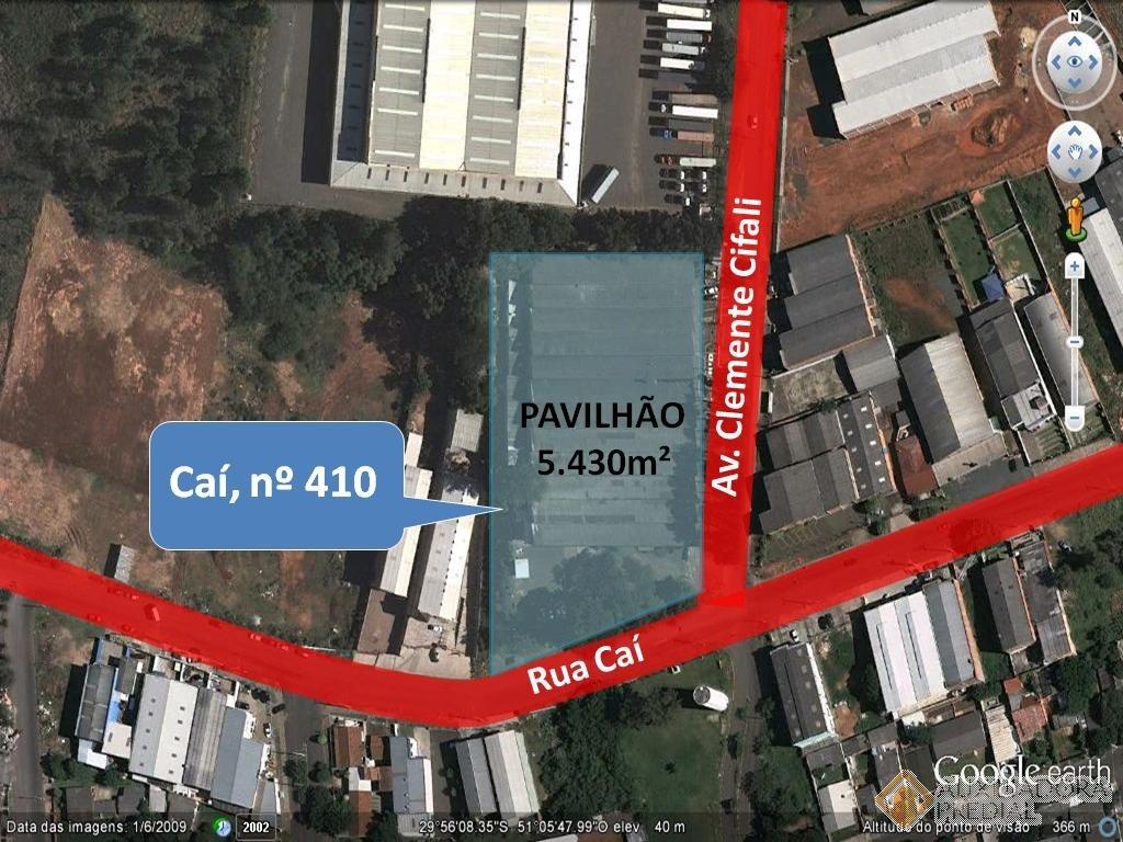 Depósito/Armazém/Pavilhão em Cachoeirinha