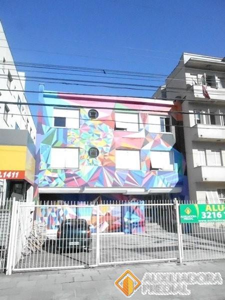 Apartamento 1 quarto para alugar no bairro Santana, em Porto Alegre