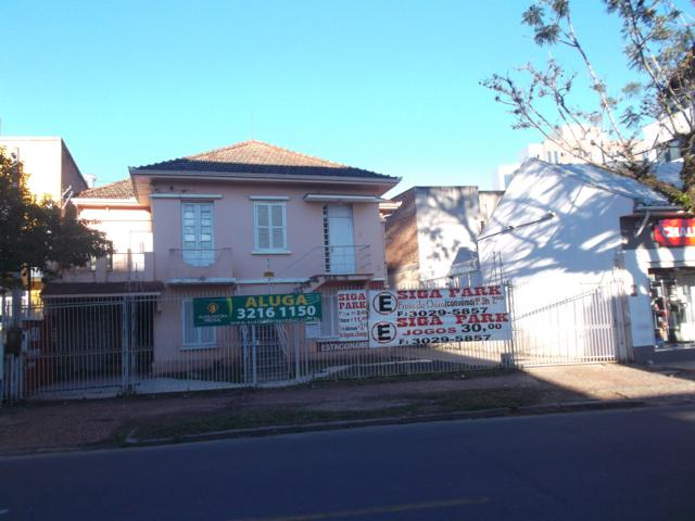 Casa Comercial para alugar no bairro Menino Deus, em Porto Alegre