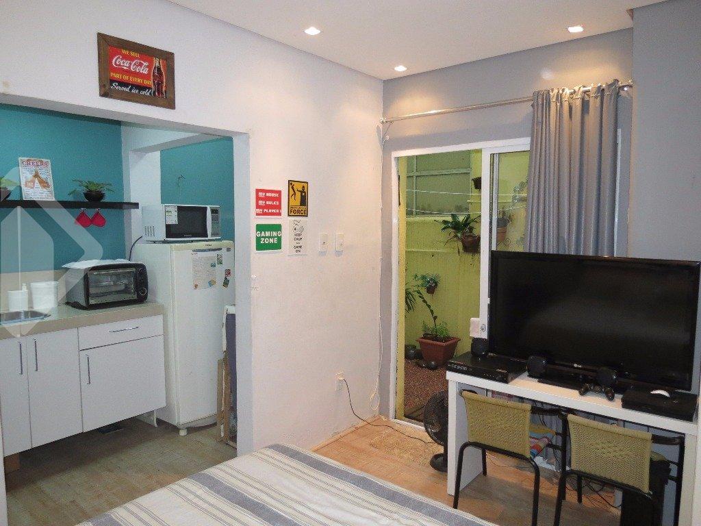 Apartamento 1 quarto à venda no bairro Floresta, em Porto Alegre
