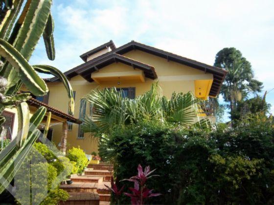 Sobrado 3 quartos à venda no bairro Dom Feliciano, em Gravataí