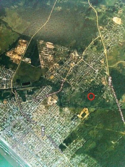 Terreno à venda em Caraguava, Peruíbe - SP