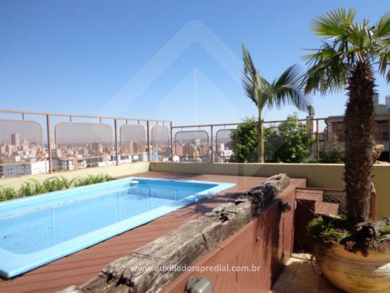 Cobertura 2 quartos à venda no bairro Mont Serrat, em Porto Alegre