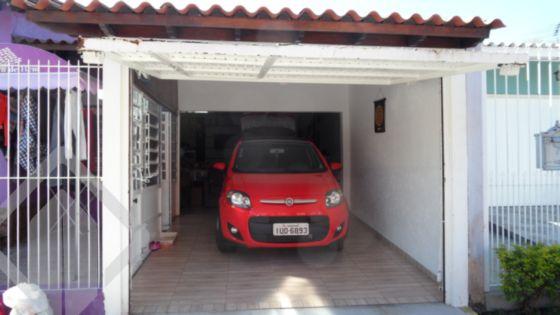 Casa de 2 dormitórios à venda em Bom Princípio, Cachoeirinha - RS