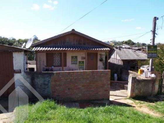 Casa 2 quartos à venda no bairro Santa Cecilia, em Viamão