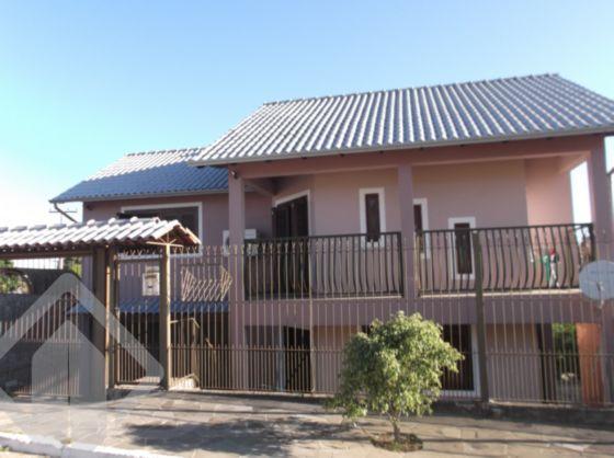 Casa 4 quartos à venda no bairro Jardim Krahe, em Viamão