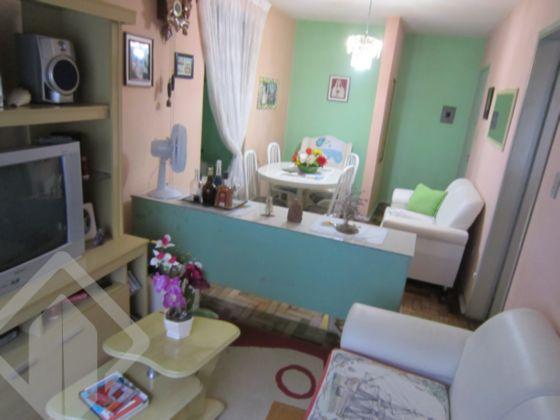 Apartamento 1 quarto à venda no bairro Jardim Leopoldina, em Porto Alegre