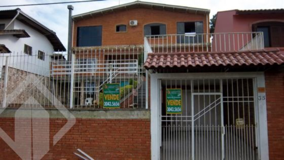 Sobrado 4 quartos à venda no bairro Jaqueline, em Gravataí