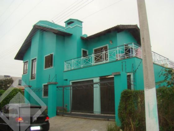 Casa 3 quartos à venda no bairro Parque da Matriz, em Cachoeirinha