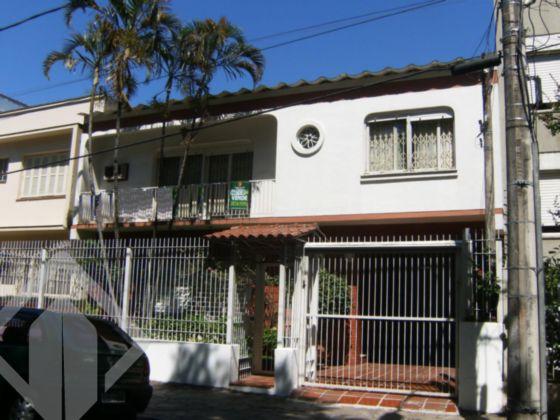 Casa 6 quartos à venda no bairro Menino Deus, em Porto Alegre