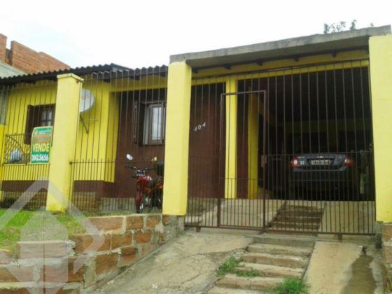 Casa 2 quartos à venda no bairro Barro Vermelho, em Gravataí