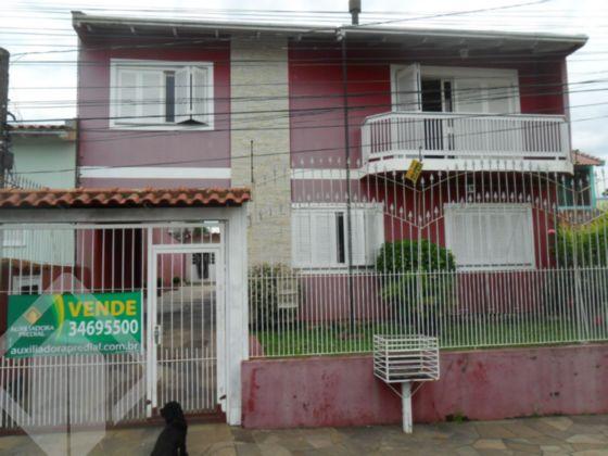 Sobrado 4 quartos à venda no bairro Parque Brasília, em Cachoeirinha