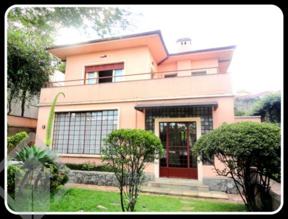 Casa 3 quartos à venda no bairro Pacaembu, em São Paulo