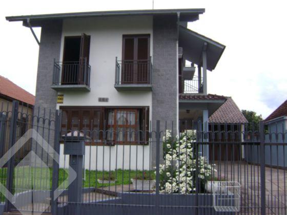 Casa 3 quartos à venda no bairro São Jorge, em Novo Hamburgo