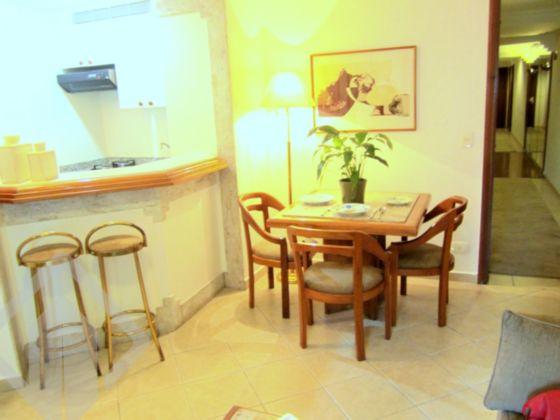 Apartamento 1 quarto à venda no bairro Jardim Europa, em São Paulo