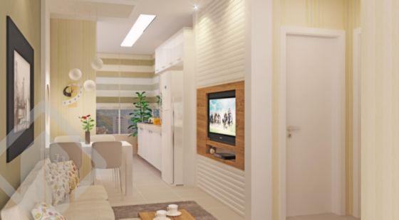 Apartamentos de 1 dormitório à venda em Progresso, Bento Gonçalves - RS
