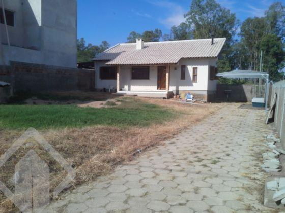 Casa de 1 dormitório à venda em Cel. Nassuca, Guaíba - RS