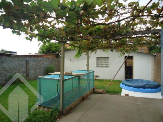 Casa de 2 dormitórios à venda em Vila Jardim, Guaíba - RS