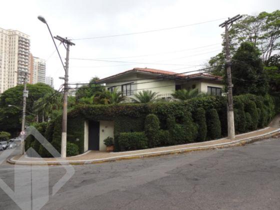 Casa comercial 14 quartos para alugar no bairro Pacaembu, em São Paulo