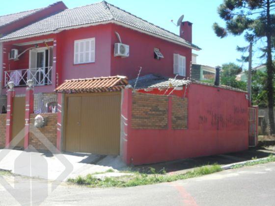 Sobrado 3 quartos à venda no bairro Vera Cruz, em Gravataí