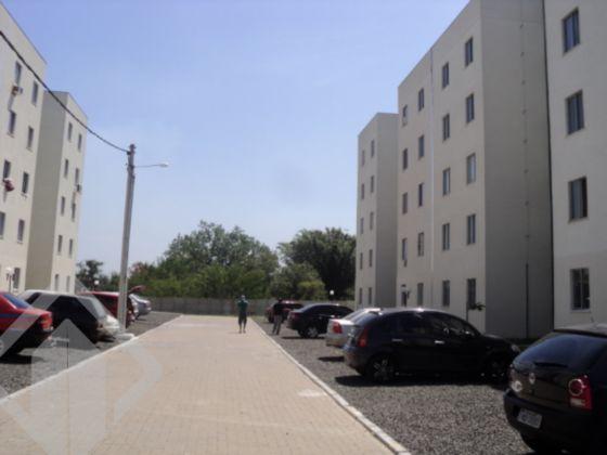 Apartamento 2 quartos à venda no bairro Restinga, em Porto Alegre