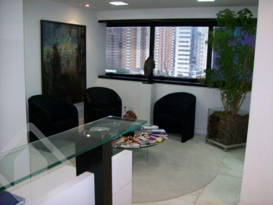 Sala/conjunto comercial para alugar no bairro Moema Pássaros, em São Paulo