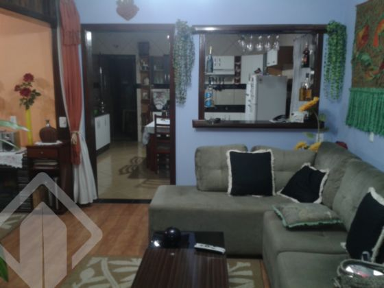 Casa de 2 dormitórios à venda em Jardim Porto Alegre, Alvorada - RS