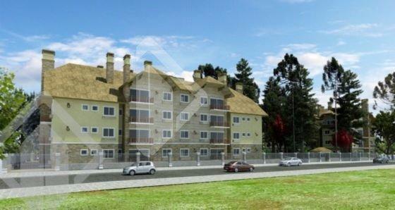 Apartamento 1 quarto à venda no bairro Centro, em Gramado