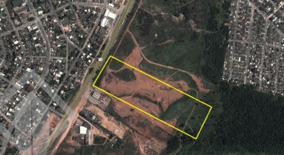 Terreno à venda em Distrito Industrial, Guaíba - RS