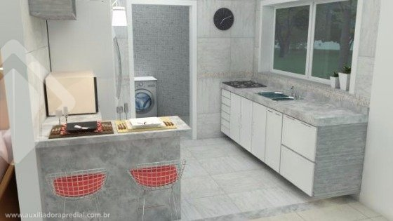 Casa Em Condominio de 4 dormitórios à venda em Santa Cruz, Gravataí - RS