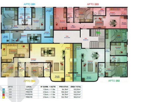 Apartamentos de 2 dormitórios à venda em Jurerê, Florianópolis - SC