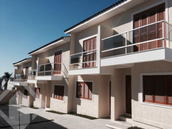 Sobrado 2 quartos à venda no bairro Espírito Santo, em Cachoeirinha