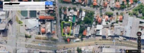 Terreno no Alto Petrópolis: Frente 20,77 m Fundos 30,16 m Lateral 40 m Lateral 37m  Agende sua visita com o