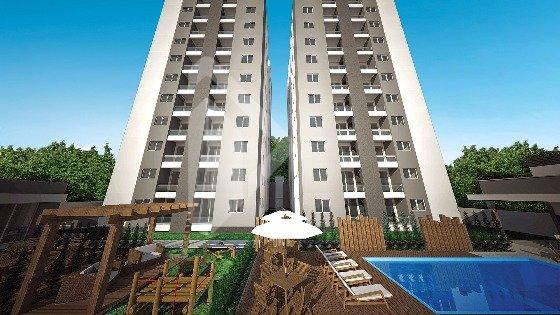 Apartamentos de 2 dormitórios à venda em Centro, Santa Cruz Do Sul - RS