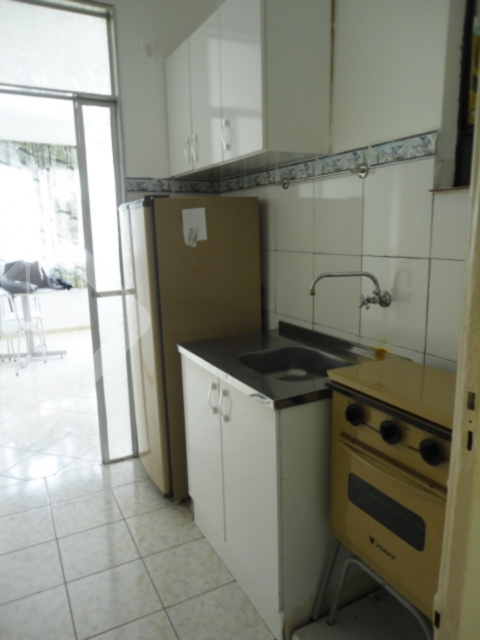 Apartamentos de 1 dormitório em Centro Histórico, Porto Alegre - RS