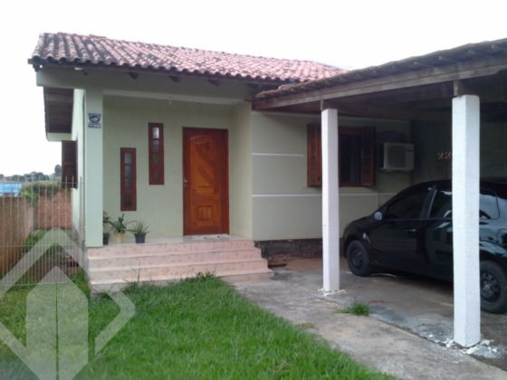 Casa de 2 dormitórios à venda em Colina, Guaíba - RS