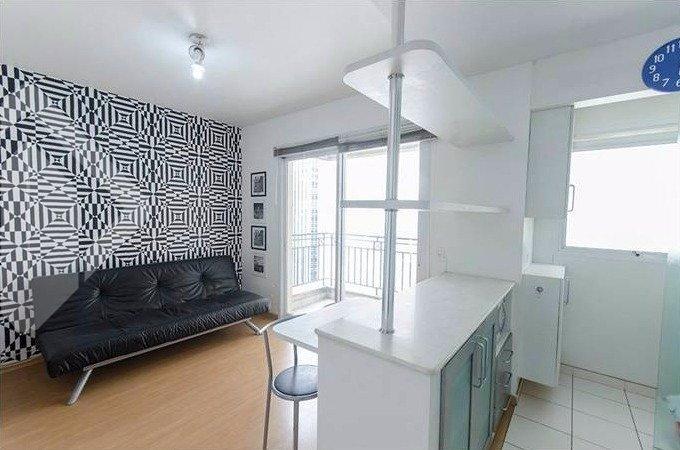 Apartamento 1 quarto para alugar no bairro Higienópolis, em São Paulo