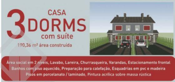Casa Em Condominio de 3 dormitórios à venda em Reserva Da Serra, Canela - RS