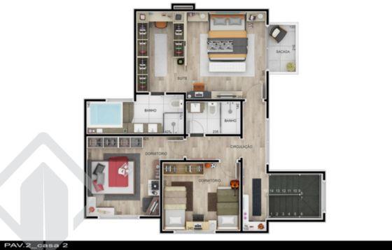 Casa de 3 dormitórios à venda em Moinhos D Água, Lajeado - RS