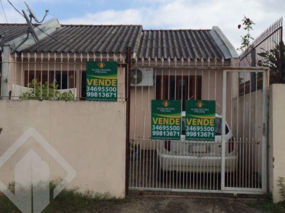 Casa de 2 dormitórios à venda em Marechal Rondon, Cachoeirinha - RS