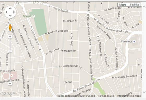 Belo terreno de 13,20 x 39,60, entre a Rua Portugal e Rua Dr. Eduardo Chartier.  Agende sua visita com a