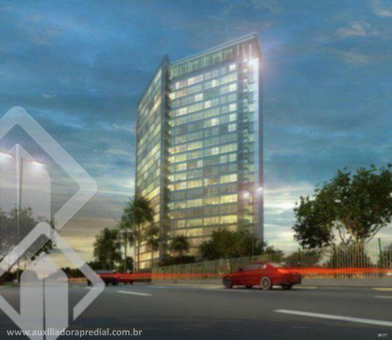 Apartamentos de 1 dormitório à venda em Cristal, Porto Alegre - RS