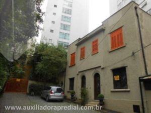 Casa comercial para alugar no bairro Higienópolis, em São Paulo