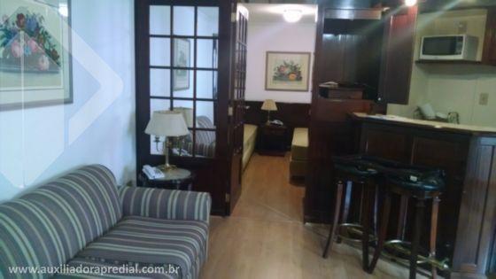 Flat 1 quarto para alugar no bairro Higienópolis, em São Paulo