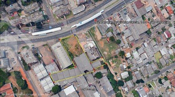 Terreno à venda em São Sebastião, Porto Alegre - RS