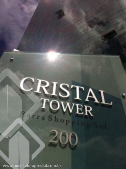 Salas/conjuntos à venda em Cristal, Porto Alegre - RS