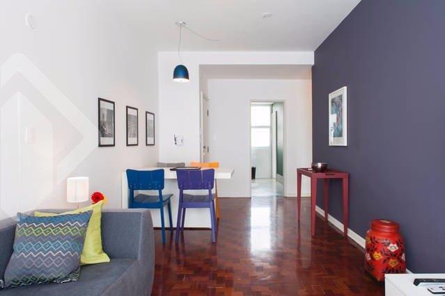 Apartamento 1 quarto para alugar no bairro República, em São Paulo